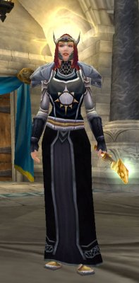 Argent Healer