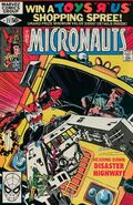 Micronauts Vol 1 22