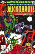 Micronauts Vol 1 25