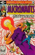 Micronauts Vol 1 31