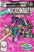 Micronauts Vol 1 35