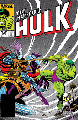 Incredible Hulk Vol 1 302