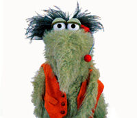 Nigel (Muppets Tonight)