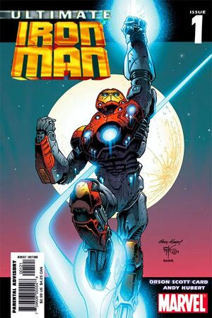 Ultimate Iron Man Vol 1 1A