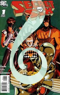 Secret Six Vol 3 1