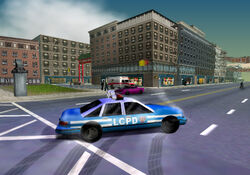 Police Car (Beta)