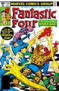 Fantastic Four Vol 1 218