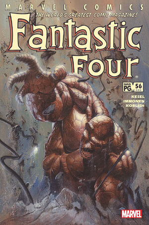 Fantastic Four Vol 3 56
