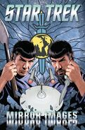 Mirror Images TPB cover