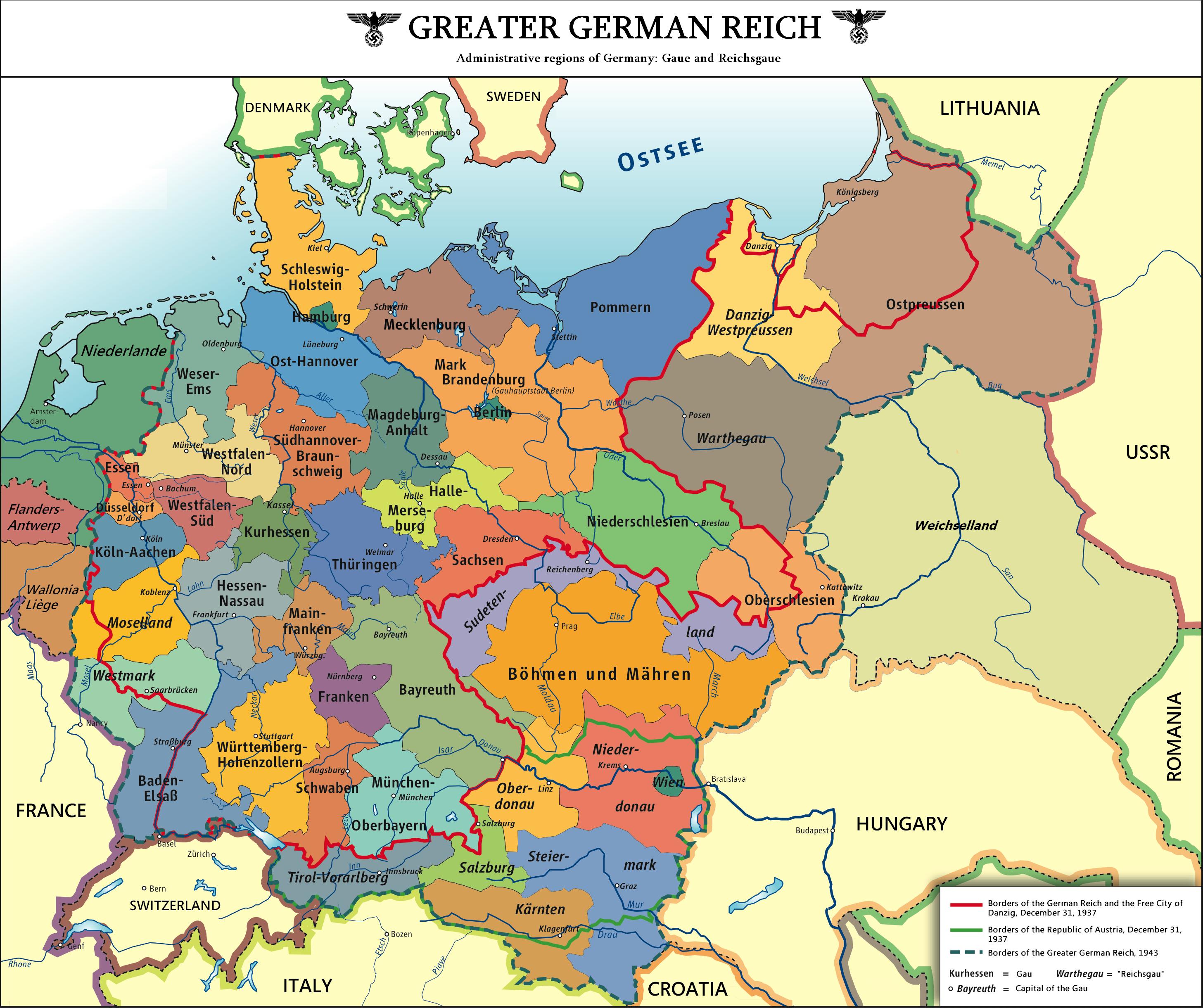 Deutsche Ostgebiete