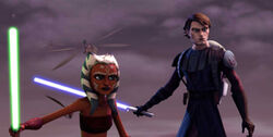 Ahsoka anakin