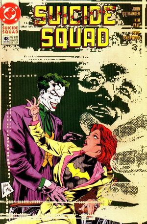 Cover for Suicide Squad #48