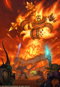 Image of Ragnaros the Firelord