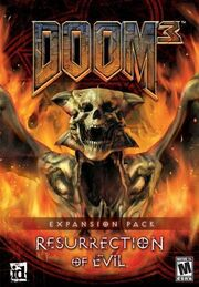 Pcdoom3resurrectionofevil