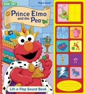 Prince Elmo and the Pea