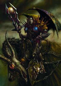 Teron Gorefiend TCG