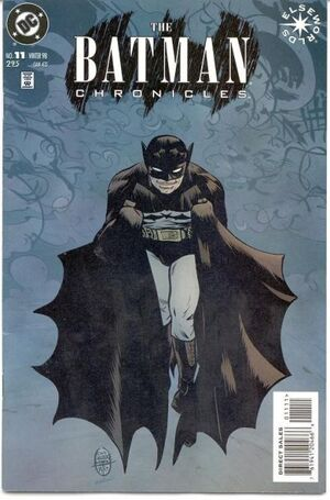 Cover for Batman Chronicles #11