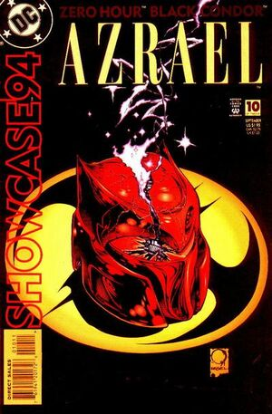Cover for Showcase '94 #10
