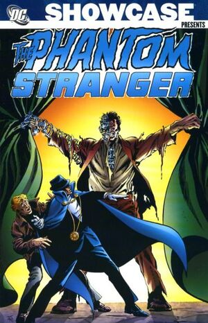 Cover for Showcase Presents: Phantom Stranger #2