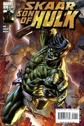Skaar Son of Hulk Vol 1 1