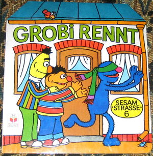 Grobi-rennt