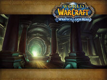 Halls of Stone loading screen