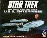 USS Enterprise Deck Plans
