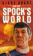 Spock&#39;s World Pan paperback cover