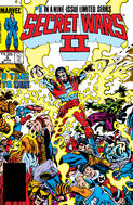 Secret Wars II Vol 1 9