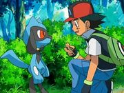 Ash&amp;Riolu
