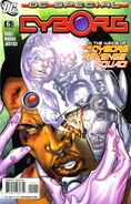 DC Special - Cyborg 6
