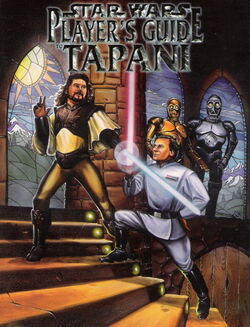 Players Guide to Tapani