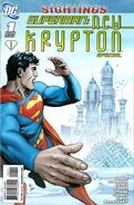 Superman - New Krypton Special 1