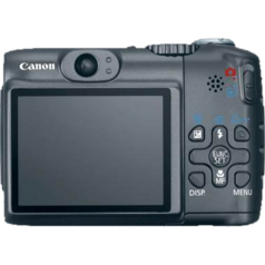 Canon590is back