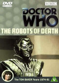 Robots of death uk dvd