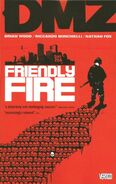 DMZ - Friendly Fire