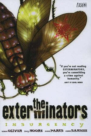 Cover for Exterminators (Collections) #2