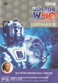 Earthshock australia dvd