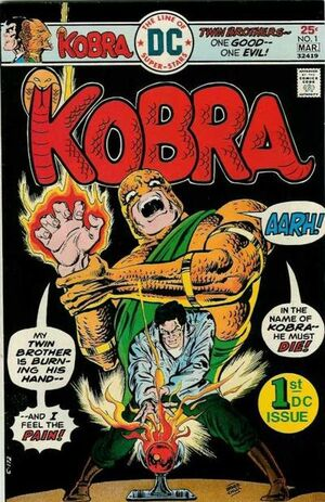 Cover for Kobra #1