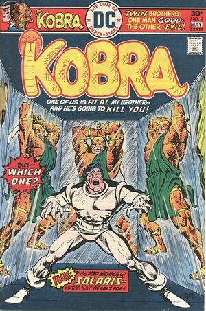 Cover for Kobra #2