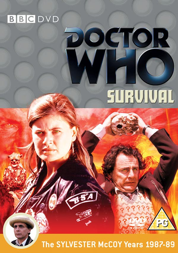 Survival uk dvd