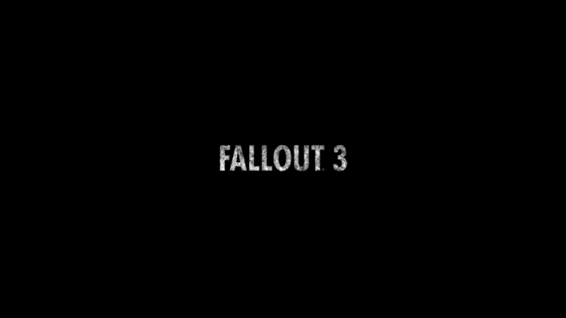 fallout 3 wallpaper. Fallout3 wallpaper..png