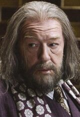 Young Albus Dumbledore