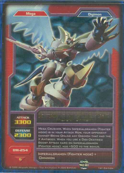 imperialdramon card - photo #10