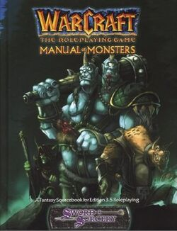 Warcraftmanualofmonsters