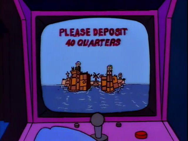 Deposite 40 monedas