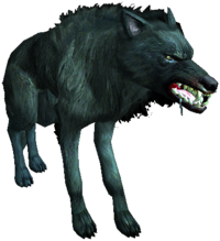 Bestiary Wolf full