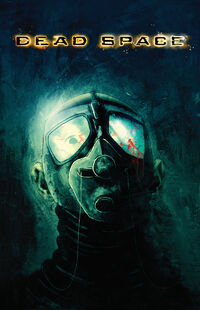 Dead Space Comic Cover Art