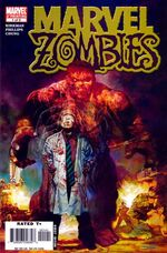 Marvel Zombies Vol 1 1 Fourth Printing