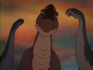 Littlefoot's Mother & Grandparents